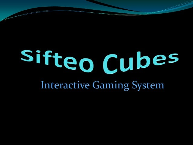 Interactive Gaming System
