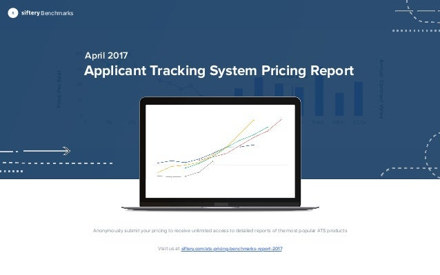 Applicant Tracking System Pricing Report April 2017 How It Works Benchmarks Anonymously submit your pricing to receive unl...