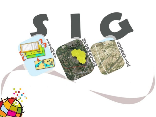 Un Sistema de Información Geográfica(SIG) es una integración organizada dehardware, software y datos geográficosdiseñada p...