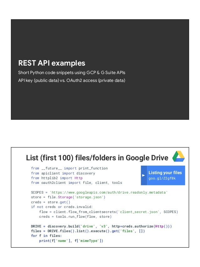 Build with all of Google Cloud