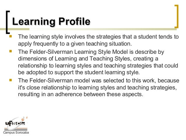 accommodating learning styles in an adaptive educational system From adaptive to adaptable: the next generation for personalized learning this paper comprises several sequential articles contributed by participants in the ims global learning consortium adaptive learning innovation leadership network.