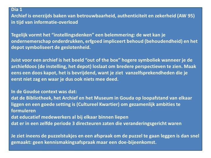 Sigfried Janzing - Streekarchief Midden-Holland Slide 2