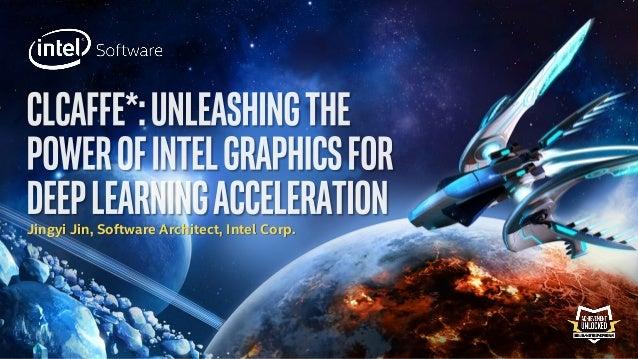Jingyi Jin, Software Architect, Intel Corp.