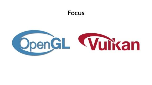 NVIDIA OpenGL and Vulkan Support for 2017 Slide 3