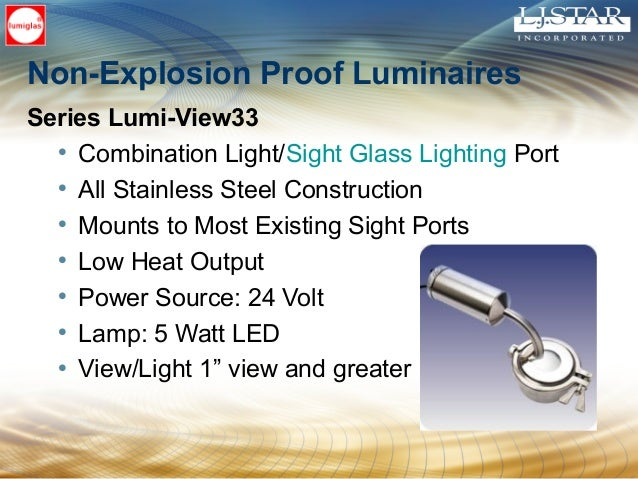 Series ESL39-HID (Metal Halide) • Most Powerful Light • Stainless Steel Construction • Power Source: 24 or 120 Volt • Lamp...
