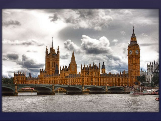 Sightseeing around london Slide 3