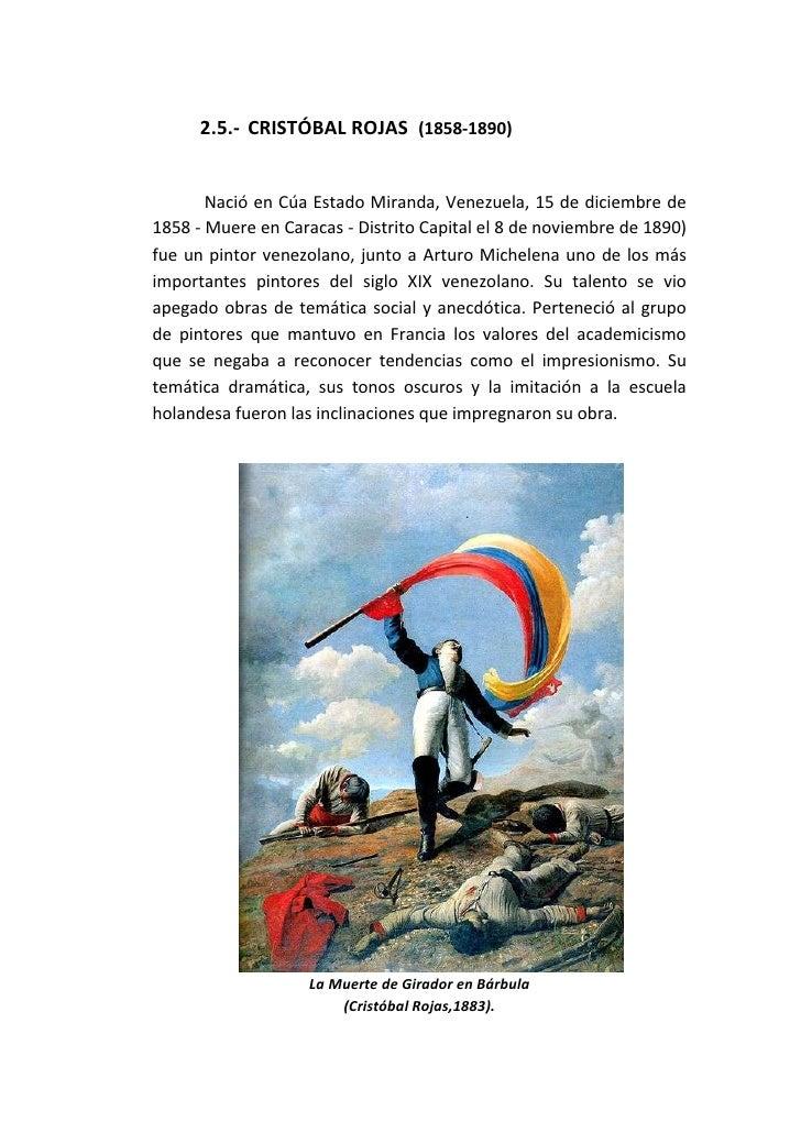Siglo xix en venezuela pintores venezolanos for Diseno de interiores siglo xix
