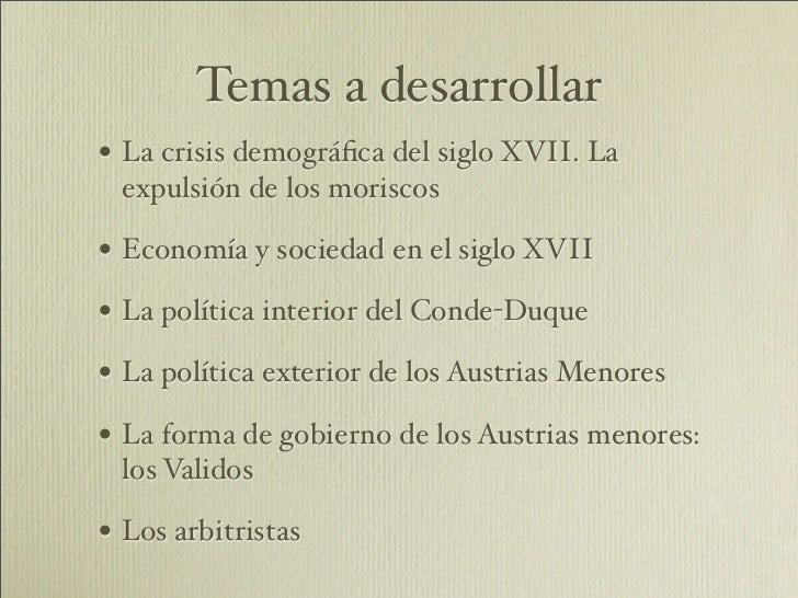 La espa a del siglo xvii for La politica exterior de espana