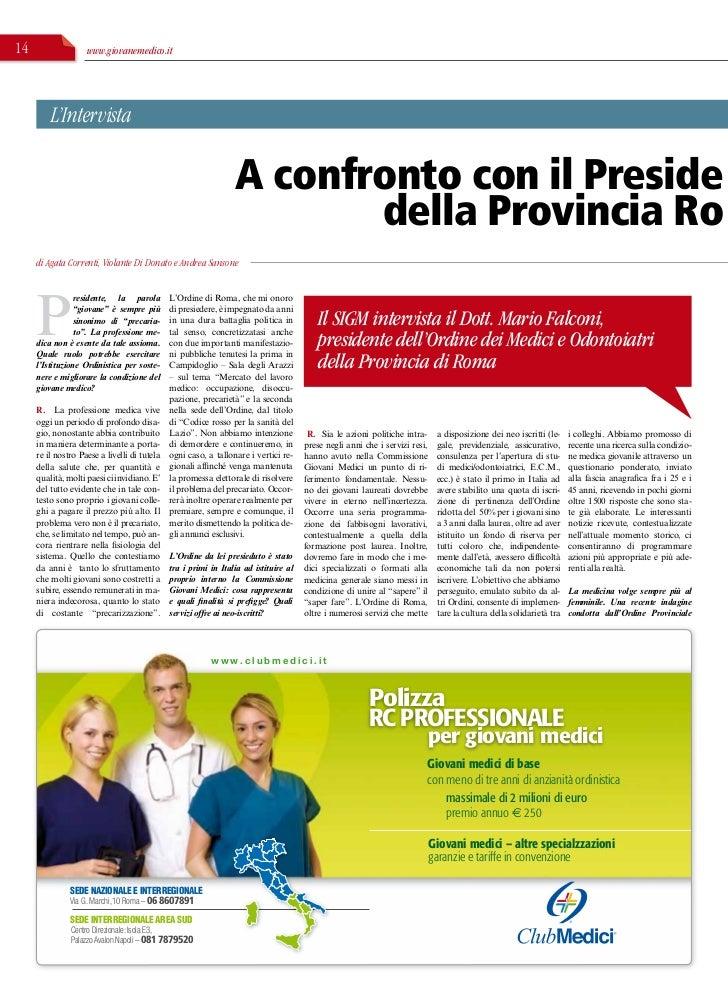 rivista giovani medici n.4 anno 2011