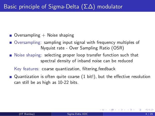 Astonishing Sigma Delta Analog To Digital Converters Wiring Digital Resources Bioskbiperorg