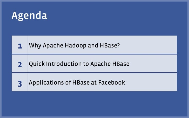 Why Hadoop and HBase?For Realtime Data?