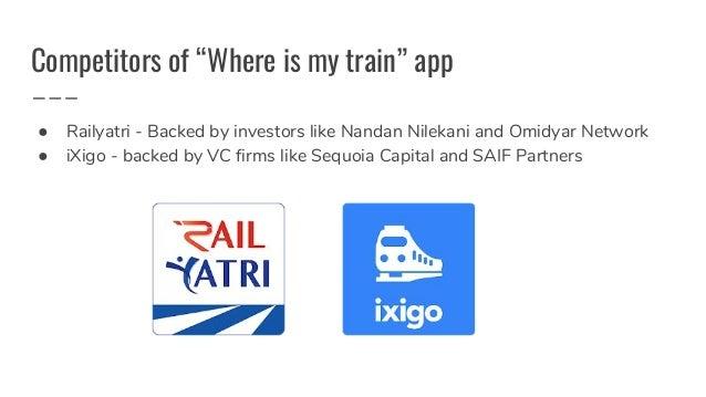 Where Is My Train