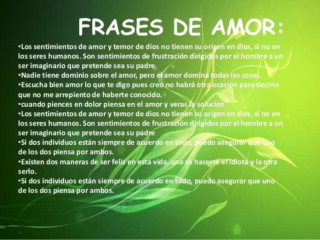 Frases De Sentimientos De Amor: Sigmund Freud