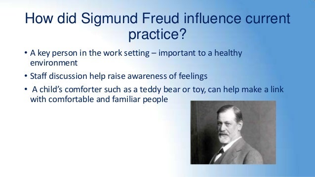 study on sigmund freud and his psychological theories Three essays on the theory of sexuality, sometimes titled three contributions to  the theory of sex,.