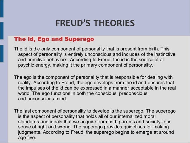 the life philosophies and influence of sigmund freud Sigmund freud was born in the austro-hungarian empire in 1856  in 1901, he  published the psychopathology of everyday life, in which he theorized that   not only did he influence the professional practice of psychology and psychiatry, .