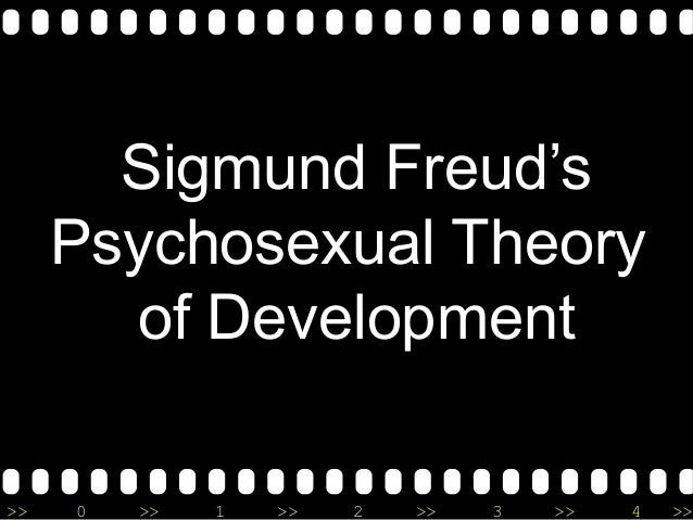Criticisms of freuds psychosexual theory of development