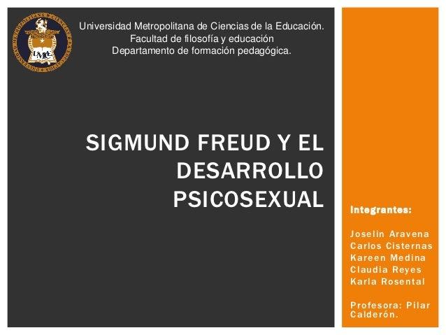 Universidad Metropolitana de Ciencias de la Educación.           Facultad de filosofía y educación       Departamento de f...