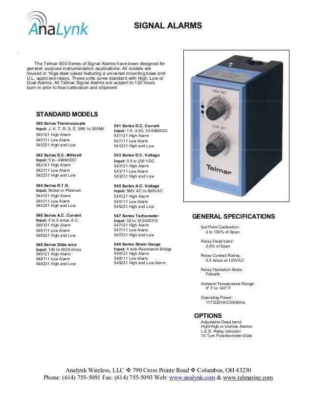 Analynk Wireless, LLC 790 Cross Pointe Road Columbus, OH 43230 Phone: (614) 755-5091 Fax: (614) 755-5093 Web: www.analynk....