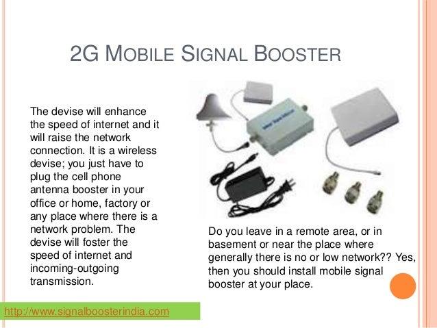 Mobile Phone Signal Booster Shop in Delhi