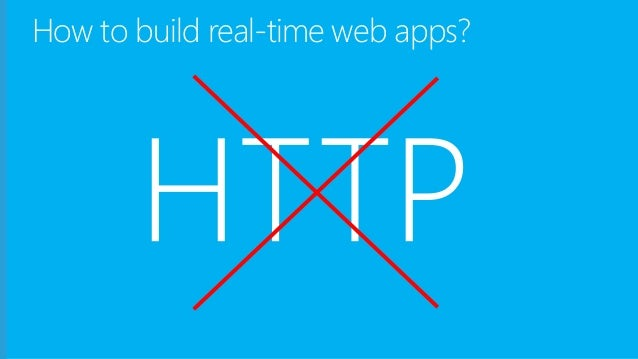 How to build real-time web apps?