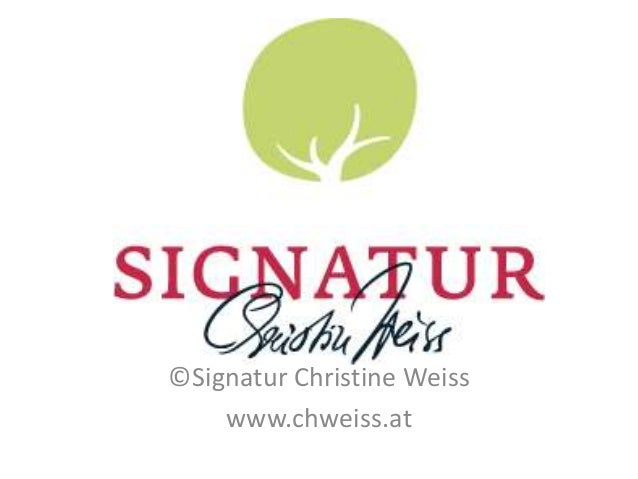 Fotoalbum ©Signatur Christine Weiss www.chweiss.at