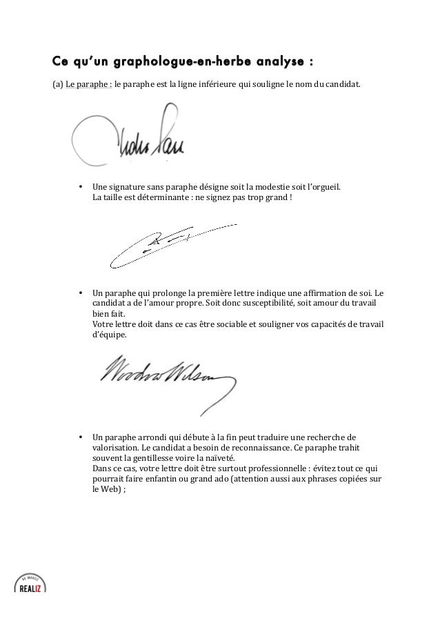 lettre de motivation  signature  le mode d u0026 39 emploi  emploi