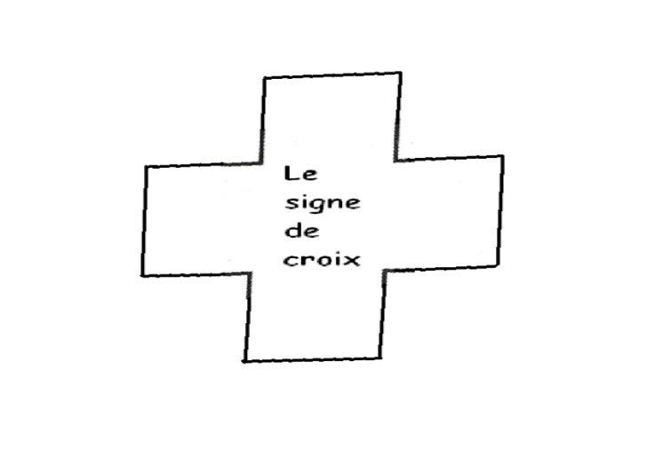 Signecroix