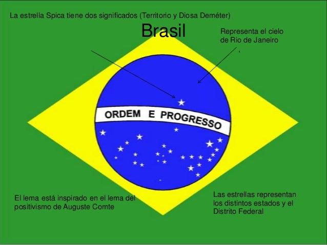 significado las banderas significados representa brasil bandera colores estrella todas