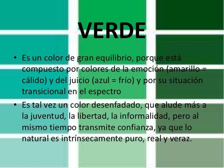 Significado del color verde - Color azul verdoso para paredes ...