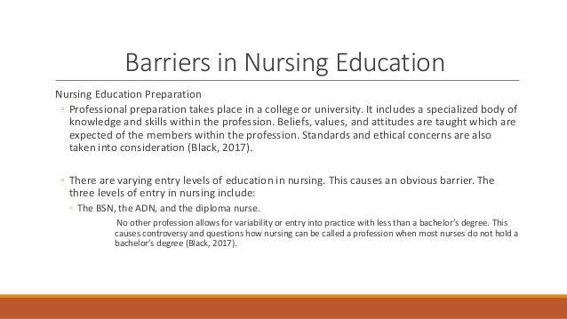 professional nursing values include