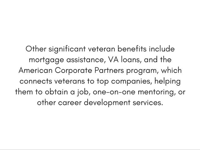 Significant Veterans Benefits You May Not Know About   Michael G. Sheppard