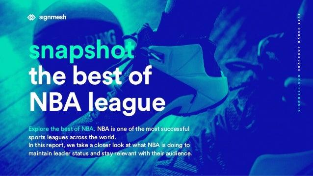 ef87b4f4100 signmesh snapshot - the best of NBA league