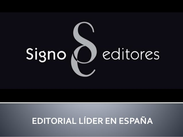 EDITORIAL LÍDER EN ESPAÑA