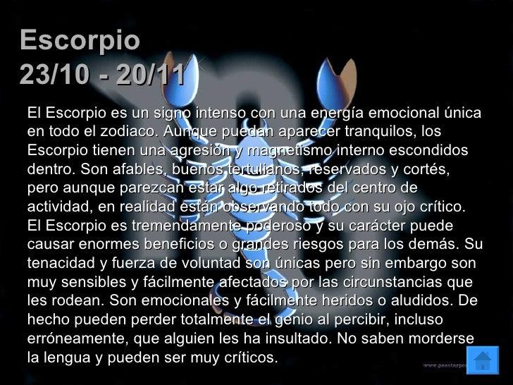 Signos del zodiaco - Mejor signo del zodiaco ...