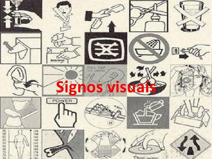 Signos visuais
