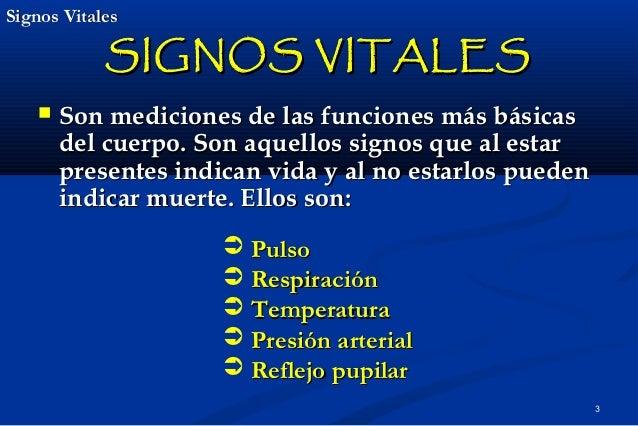 Signos vitales diapositivas for Cuales son medidas antropometricas