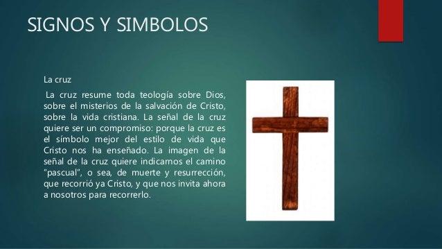 Signos Y Simbolos Del Cristiano