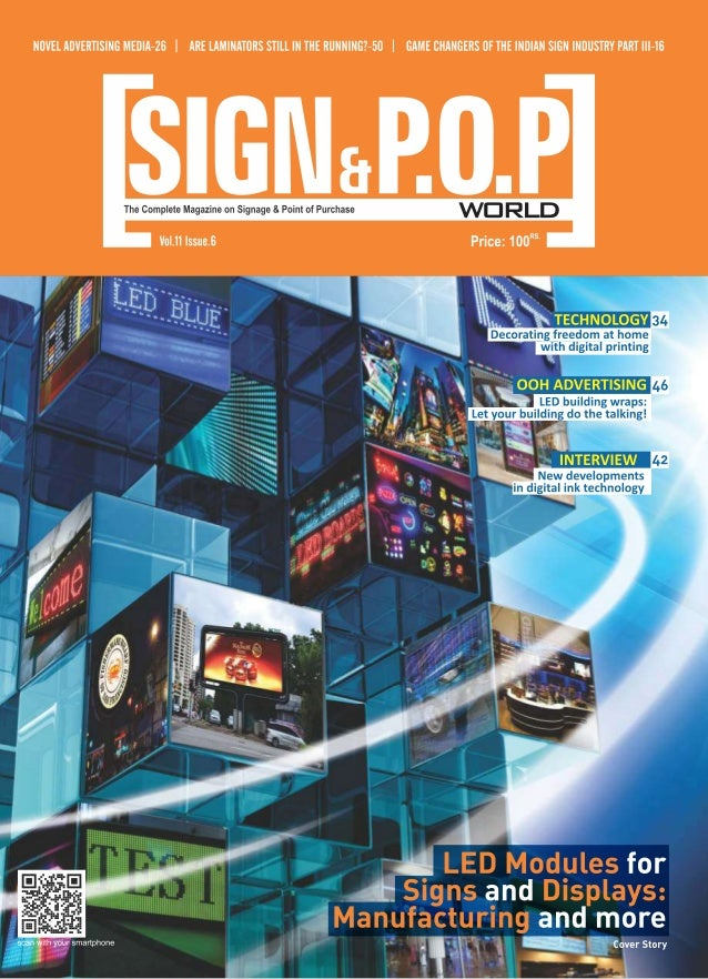 LED Modules for Signs and Displays: Manufacturing & More