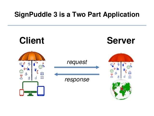 SignPuddle 3 Alpha Release Slide 3
