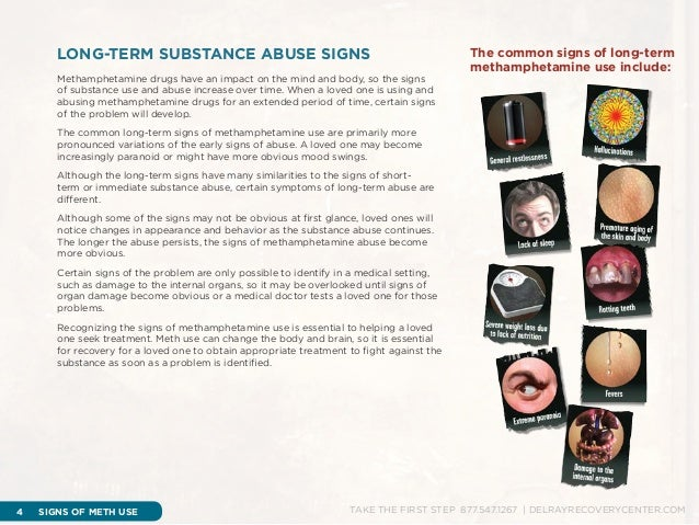 What Are The Signs Of Meth Use - popularquotesimg