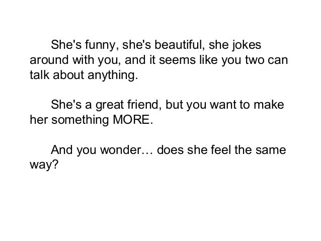 How do you know a girl like you