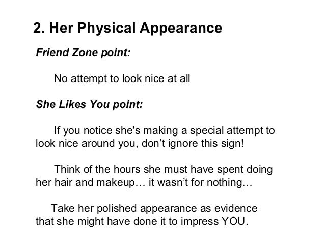 Ten Signs She Likes You