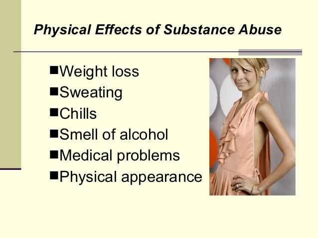 causes and effects of drug abuse among the youth