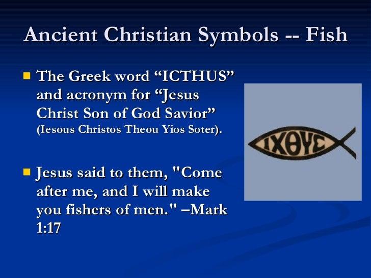 Signs Symbols Of The Catholic Faith
