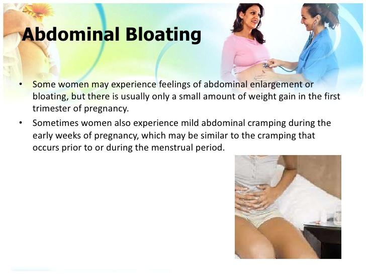Signs & symptoms of pregnancy  Signs & symptom...