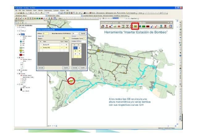 El proyecto de una red de riego con SIGOPRAM   3 - DIMENSIONAR LA RED CON DIOPRAM                                        G...