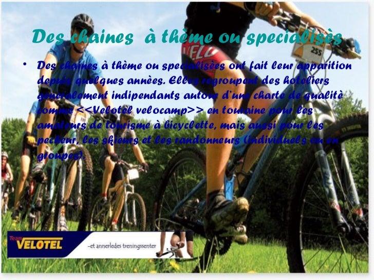 tourisme spécialisé Slide 2