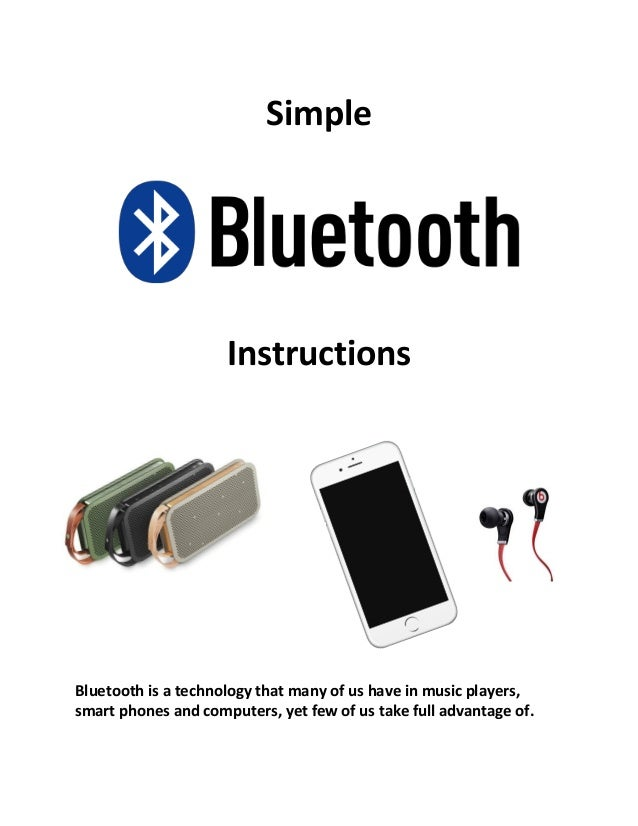 Siimba Simple Bluetooth Instructions Audio Beoplay A2