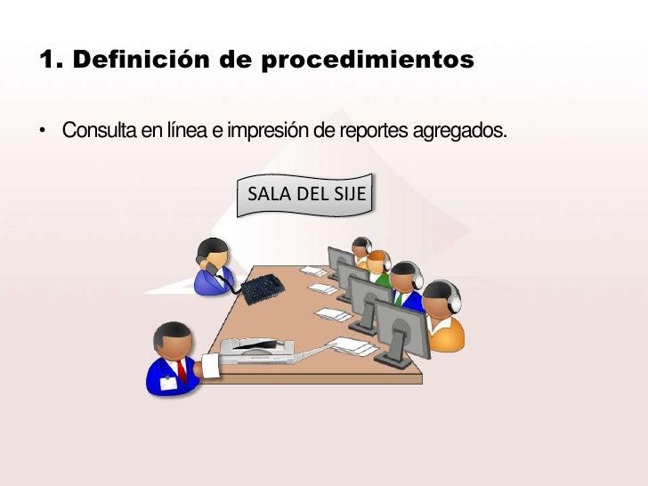 Sistema de informaci n sobre el desarrollo de la jornada for Definicion de mobiliario
