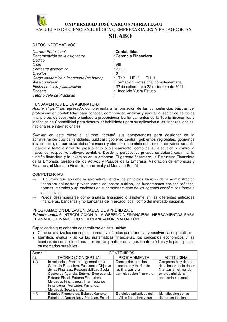 152821-235640UNIVERSIDAD JOSÉ CARLOS MARIATEGUI<br />FACULTAD DE CIENCIAS JURÍDICAS, EMPRESARIALES Y PEDAGÓGICAS<br />SILA...